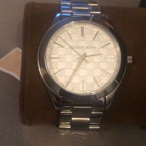 Brand New Michael Kors Watch with tags attached!